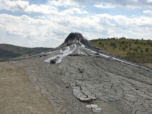 3 Muddy Volcanoes sites in Buzau area, all amazing and different