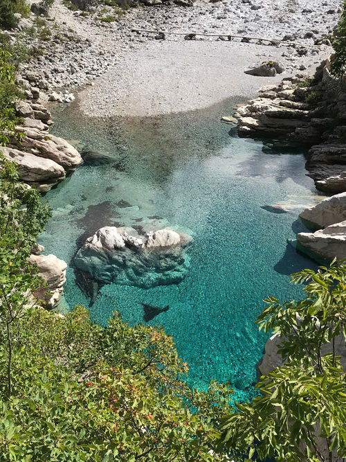 Albanian blue waters - an itinerary from Albanian Alps to Adriatic Sea