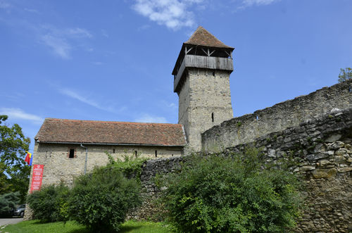 Transylvania's UNESCO Fortified Churches