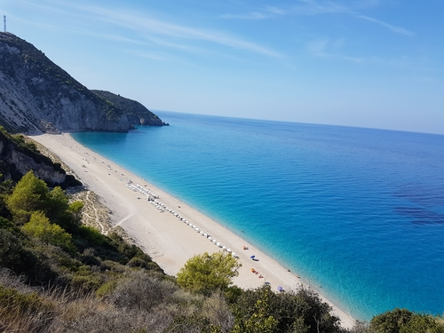 Lefkada itinerary - the must try beaches of the island and bonus a cruise